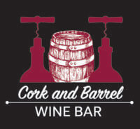 Cork and Barrel Wine logo